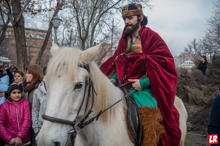 фишки дня - 27 января, День святого Саркиса, Армения