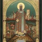 фишки дня, святитель Алексий митрополит и чудотворец