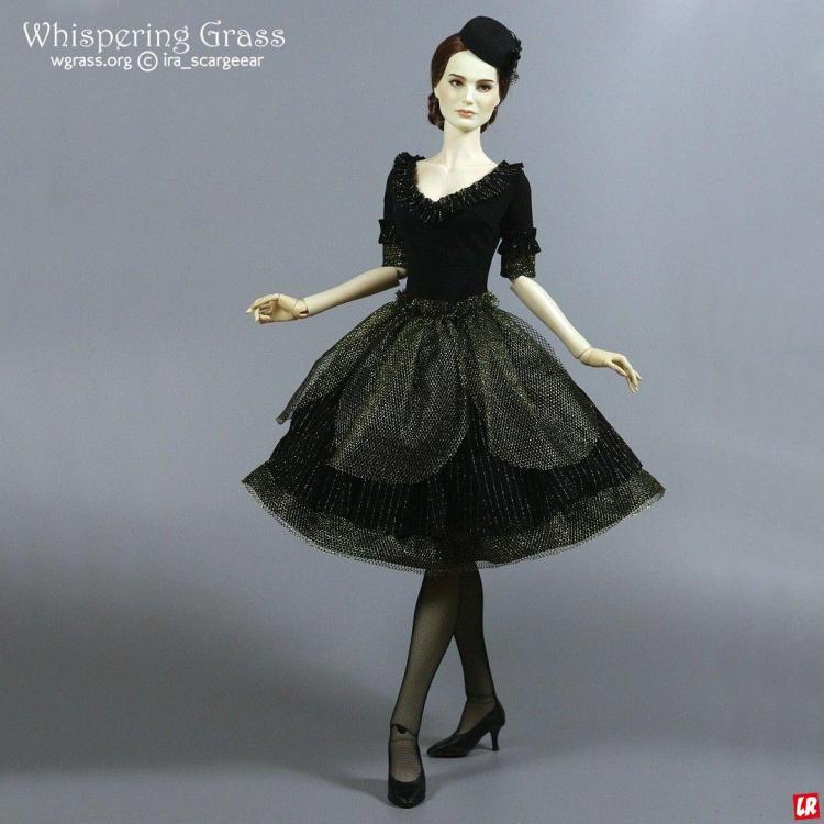Шарнирные куклы, кукла Портман, ball-jointed doll
