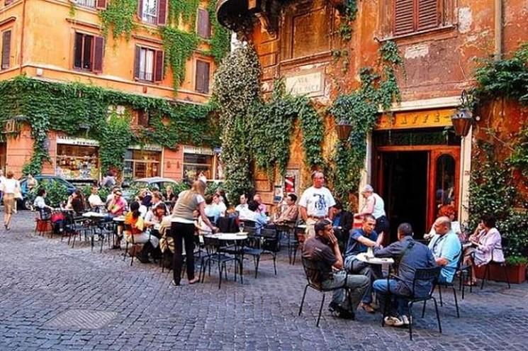 фишки дня - 26 февраля, день медлительности, Италия, Рим
