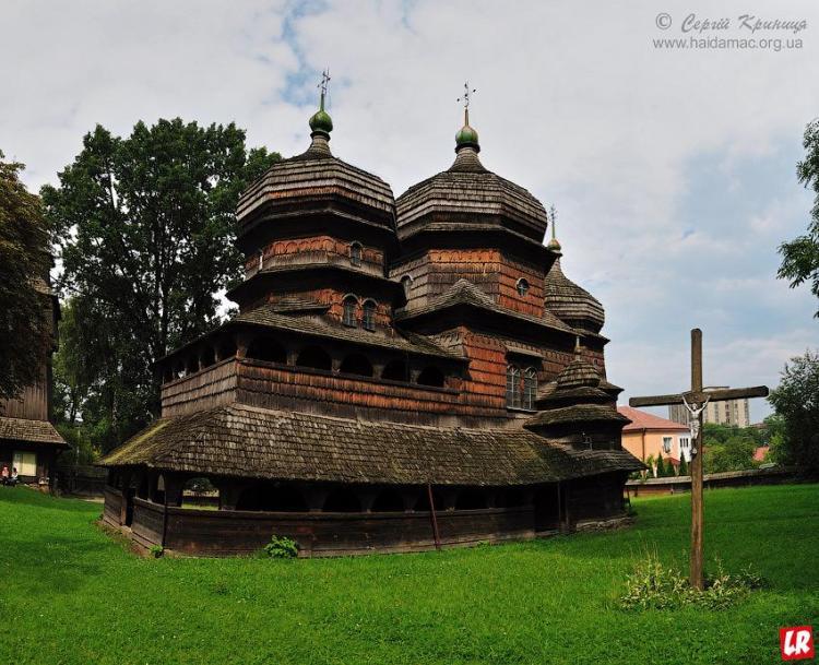 Церковь святого Юрия в Дрогобыче, Юрий Дрогобыч