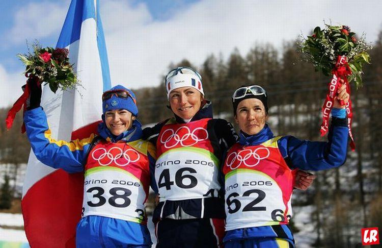 Лилия Ефремова, бронза Олимпиады, бронзовая медаль, Турин, Олимпийские игры