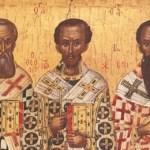 фишки дня, Собор Вселенских святителей, Иоанн Богослов, Василий Великий, Григорий Богослов