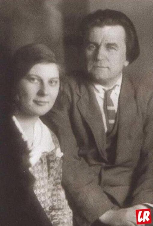 Казимир Малевич, жена