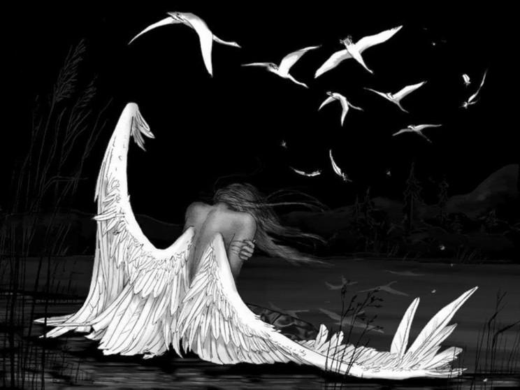 Ангел-Хранитель, Тринадцатый ангел глава 10, Тринадцатый ангел, христианское фэнтези