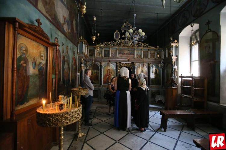 Дом Иоакима и Анны в Иерусалиме, Церковь Рождества Богородицы в Иерусалиме