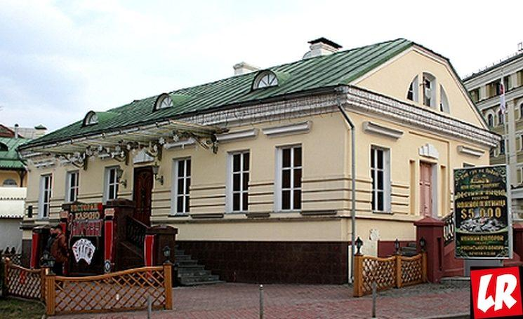 киевское сухое варенье, дом Балабух на Сагайдачного