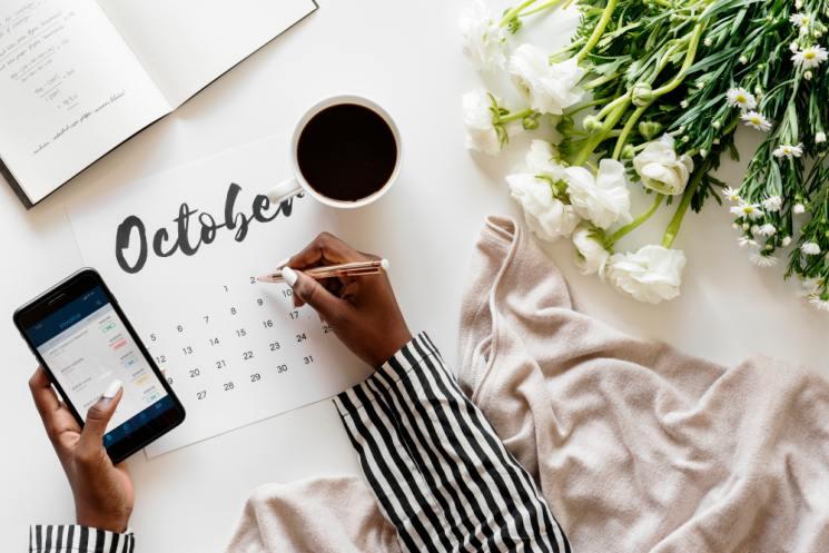 добиться цели, цель, календарь, дедлайн