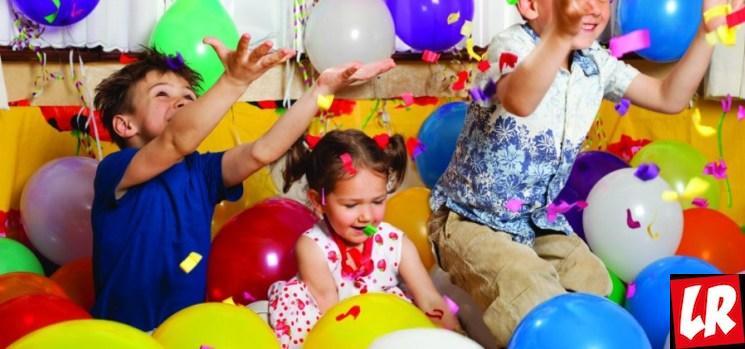 фишки дня - 3 апреля, Международный день вечеринок