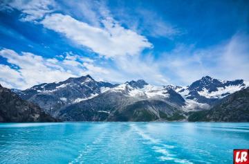 Путеводитель по Аляске, ландшафт, пейзаж
