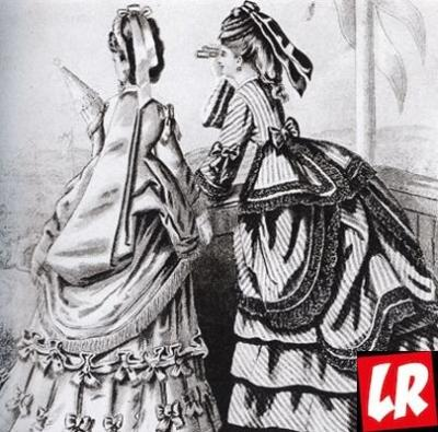 юбка, полонез, энциклопедия моды