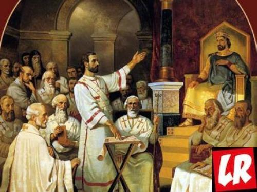 Священномученика Василия, Пресвитер Анкирский, вселенский собор, страстная неделя