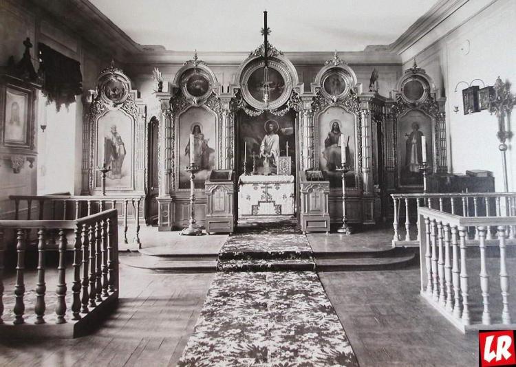 Первая киевская гимназия, церковь, Михаил Булгаков