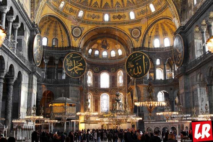 фишки дня - 29 мая, Айя-София, День взятия Стамбула, Константинополь
