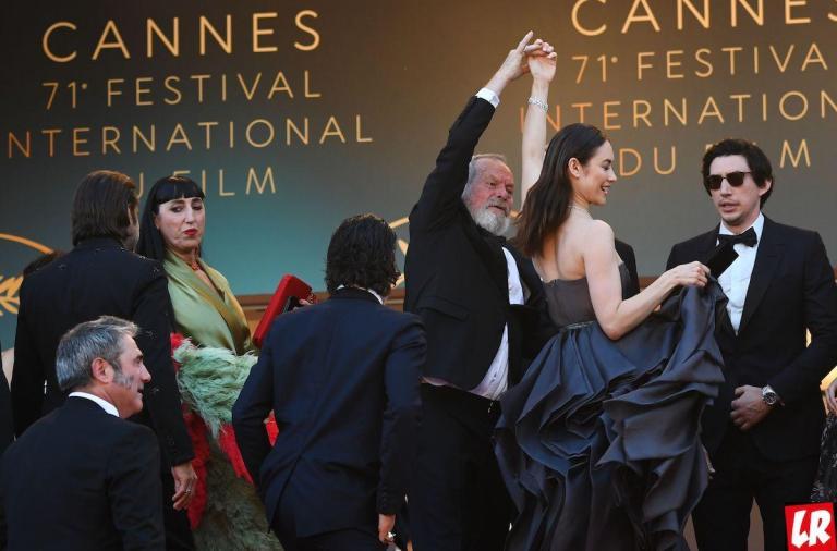 Ольга Куриленко, каннский кинофестиваль, кино, красная дрожка, награды