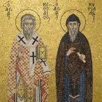 фишки дня, равноапостольные Кирилл и Мефодий