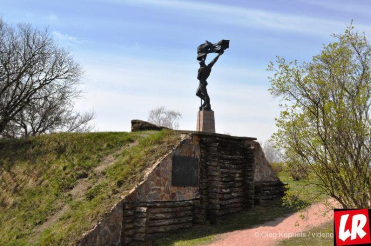 фишки дня - 9 мая, День победы, мемориал Балыко-Щучинка