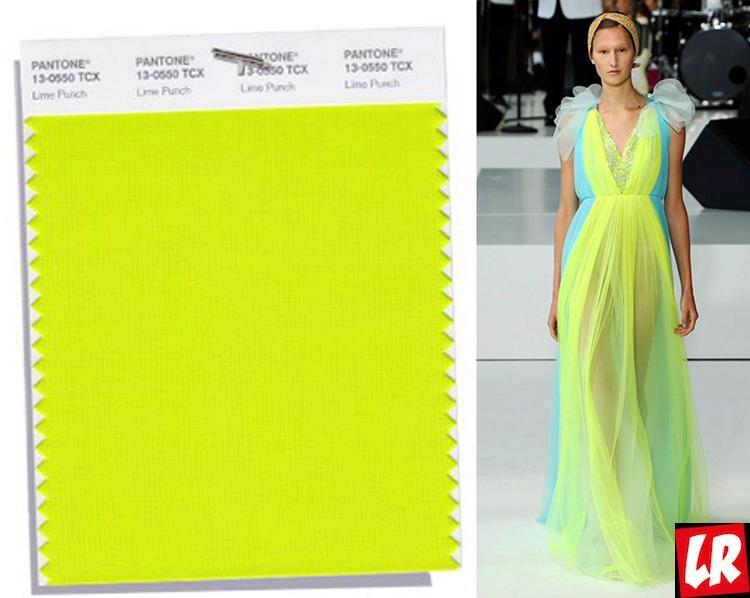 Цветовые тренды, Мода, модные цвета весна-лето 2018