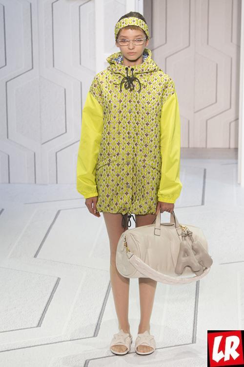 Мода, модные цвета весна-лето 2018