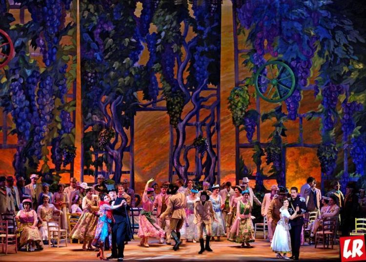 Национальная опера Украины в июне, афиша, Киев, Любовный напиток, опера