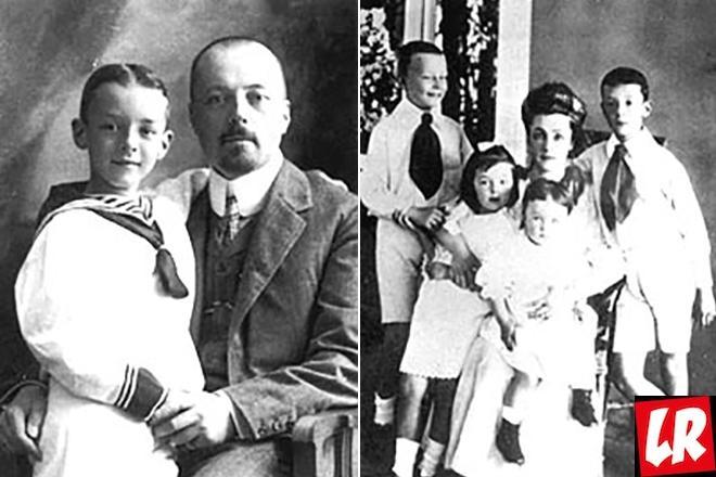 Набоков, семья Набокова