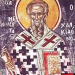 фишки дня, преподобный Никита Халкидонский
