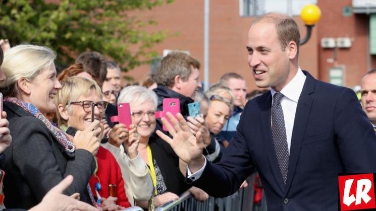 фишки дня, принц Уильям