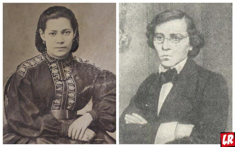 Чернышевский, жена Ольга