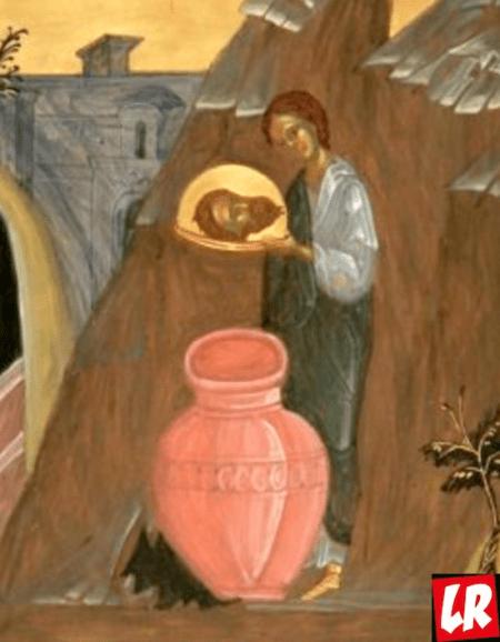 глава Иоанна Крестителя, Иоанн Креститель, Иоанн Предтеча, Иоанна мироносица