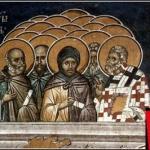 фишки дня, Священномученик Афиноген