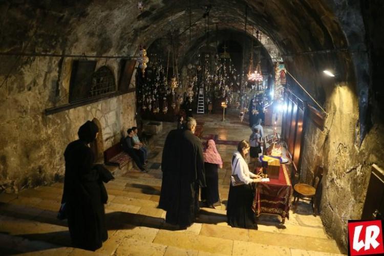 Гефсимания, Храм Успения Богородицы Иерусалим