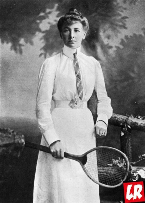 Шарлотта Рейнгл Купер, теннис, олимпиада, первая олимпийская чемпионка в истории