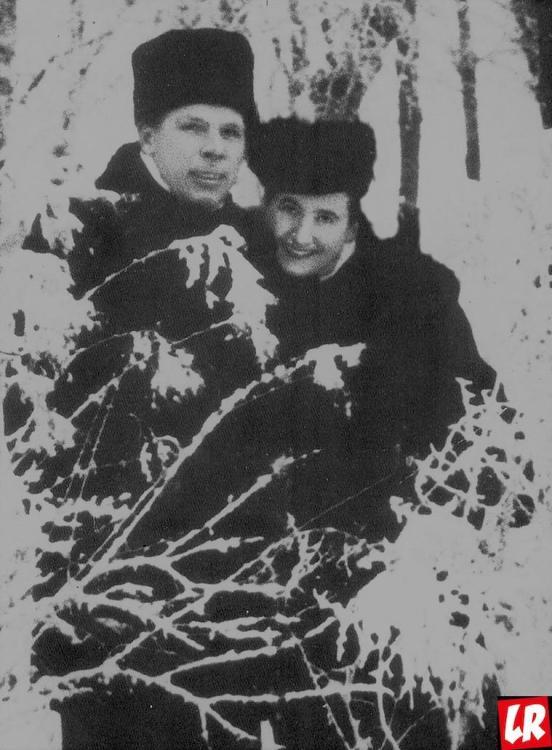 Борис Гмыря, Гмыря, жена, зима