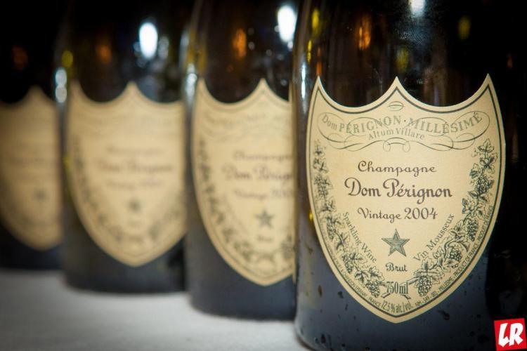 шампанское, этикетка, дом периньон