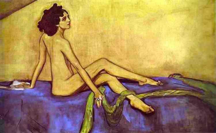 Ида Рубинштейн – скандальный портрет наделалшума.