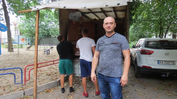 Роман Левадний, бизнес в Полтаве, как открыть свое дело