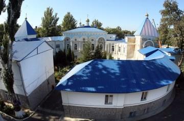 Одесский женский монастырь, отец Андрей Прудников, умер Андрей Прудников, матушка Серафима