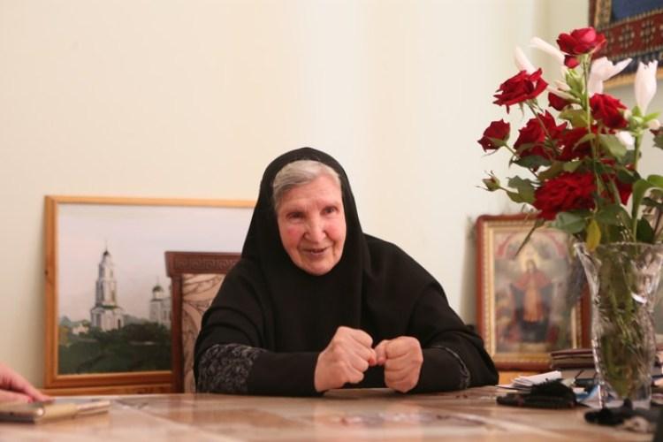Полтавский монастырь, спецпроект Тайны монастырей, игуменья, монахиня, настоятельница