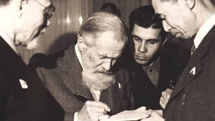 Владимир обручев, ученый, писатель, земля санникова