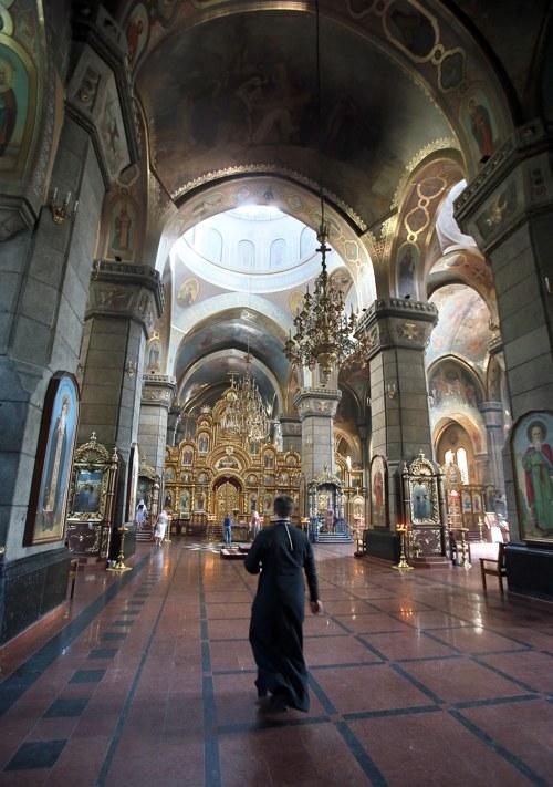 житомирские святыни, тайны монастырей, Преображенский собор Житомира