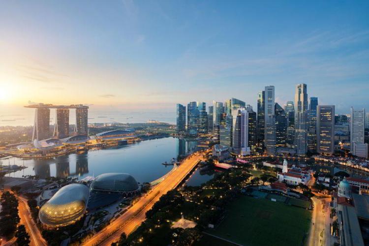 Сингапур, инвестиции, панорама