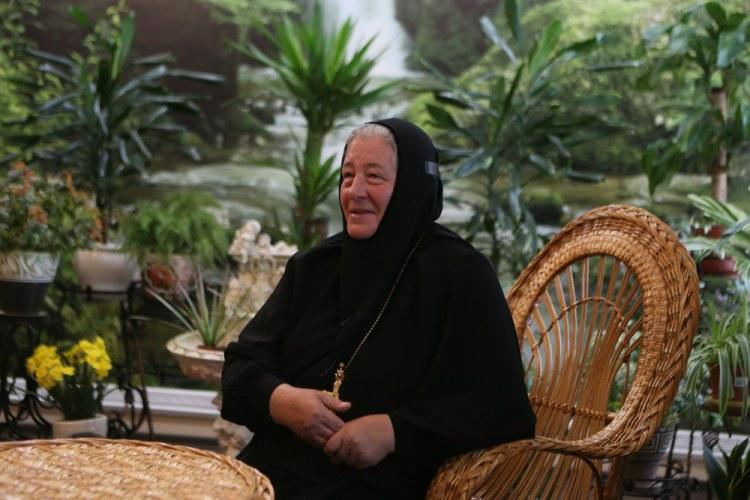 Игумения Анастасиевского монастыря, матушка Михаила