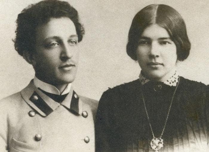 Биография Александра Блока, Блок, жена