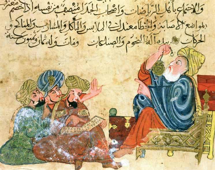 фишки дня - 18 декабря, день арабского языка