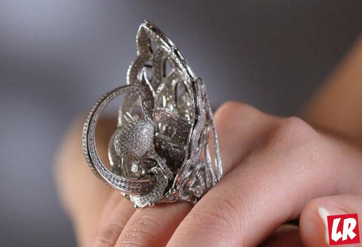 фишки дня - 31 января, День ювелира, кольцо царевна лебедь