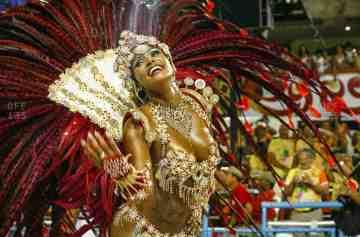 фишки дня, карнавал в Рио
