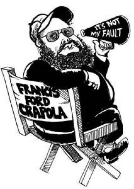 коппола, крестный отец, карикатура