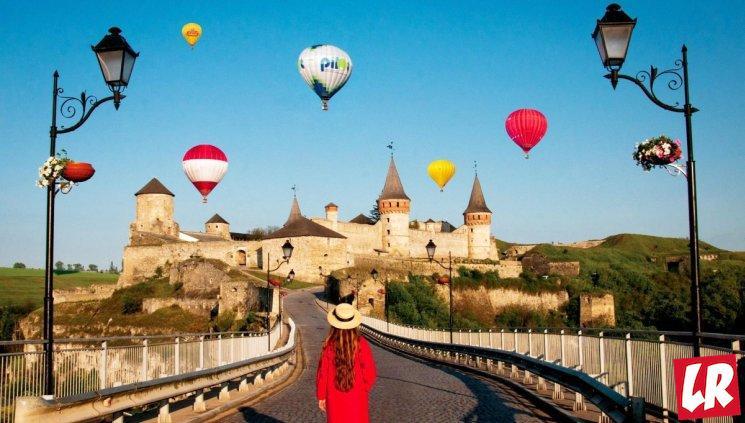 фишки дня - 18 мая, день Каменца-Подольского, фестиваль воздушных шаров