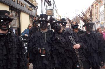 фишки дня, фестиваль трубочистов Рочестер