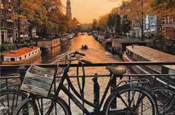 фишки дня, день велосипедов Нидерланды
